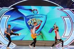 Съемка 1/8 финала Премьер-лиги 2018 года