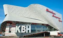 КВН. Фестиваль структуры лиг Москвы и Подмосковья 2020. 1 игра. 16:00