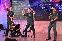 1/8 финала Московской студенческой лиги 2021 года