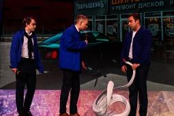 1/8 финала Лиги Москвы и Подмосковья 2021 года